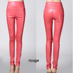 Her Shop Leggings rouge red / L Women Autumn Winter Legging