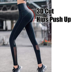 Her Shop Leggings Women High Waist Gym Legging
