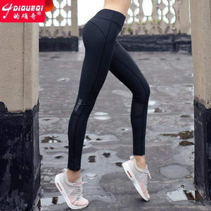 Her Shop Leggings Mid-Black / XXL Women High Waist Gym Legging