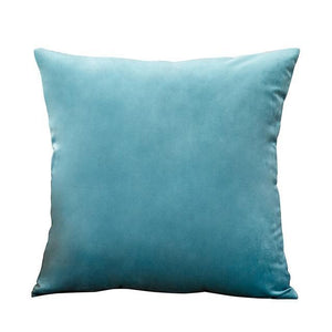 Her Shop pillow case 50x50cm 23 / As Picture 50*50 Cushion Cover Velvet Pillow For Living Room