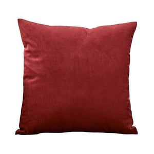 Her Shop pillow case 50x50cm 7 / As Picture 50*50 Cushion Cover Velvet Pillow For Living Room