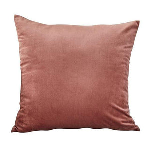 Her Shop pillow case 50x50cm 11 / As Picture 50*50 Cushion Cover Velvet Pillow For Living Room