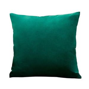 Her Shop pillow case 50x50cm 21 / As Picture 50*50 Cushion Cover Velvet Pillow For Living Room