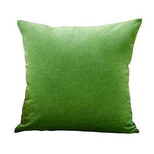 Her Shop pillow case 50x50cm 25 / As Picture 50*50 Cushion Cover Velvet Pillow For Living Room