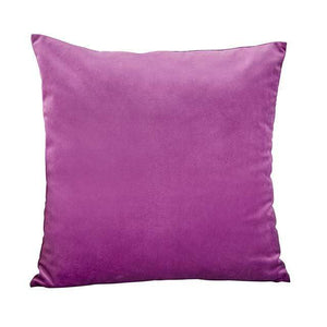 Her Shop pillow case 50x50cm 13 / As Picture 50*50 Cushion Cover Velvet Pillow For Living Room