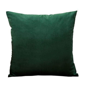 Her Shop pillow case 50x50cm 19 / As Picture 50*50 Cushion Cover Velvet Pillow For Living Room