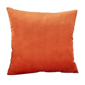 Her Shop pillow case 50x50cm 17 / As Picture 50*50 Cushion Cover Velvet Pillow For Living Room