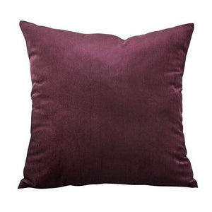 Her Shop pillow case 50x50cm 10 / As Picture 50*50 Cushion Cover Velvet Pillow For Living Room