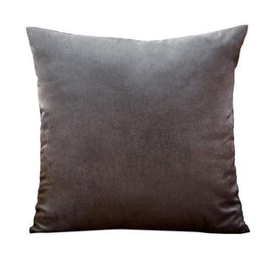 Her Shop pillow case 50x50cm 4 / As Picture 50*50 Cushion Cover Velvet Pillow For Living Room