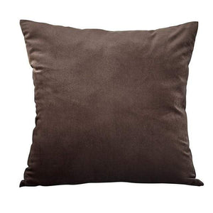 Her Shop pillow case 50x50cm 12 / As Picture 50*50 Cushion Cover Velvet Pillow For Living Room