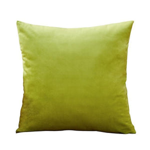 Her Shop pillow case 50x50cm 9 / As Picture 50*50 Cushion Cover Velvet Pillow For Living Room