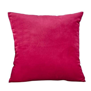 Her Shop pillow case 50x50cm 15 / As Picture 50*50 Cushion Cover Velvet Pillow For Living Room