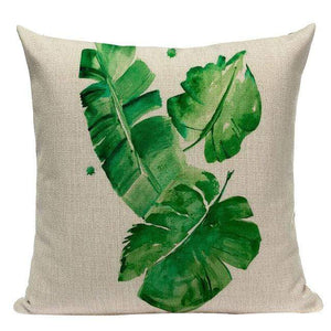 Her Shop pillow case L87 / L87-5 High Quality  Rain forest Style Cushion Covers