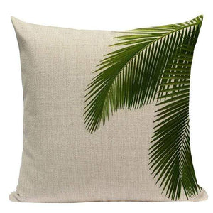 Her Shop pillow case L87 / L87-2 High Quality  Rain forest Style Cushion Covers
