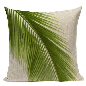 Her Shop pillow case L87 / L87-24 High Quality  Rain forest Style Cushion Covers