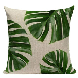 Her Shop pillow case L87 / L87-8 High Quality  Rain forest Style Cushion Covers