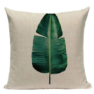 Her Shop pillow case L87 / L87-23 High Quality  Rain forest Style Cushion Covers
