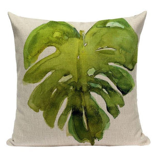 Her Shop pillow case L87 / L87-6 High Quality  Rain forest Style Cushion Covers