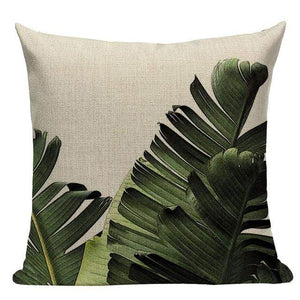 Her Shop pillow case L87 / L87-9 High Quality  Rain forest Style Cushion Covers