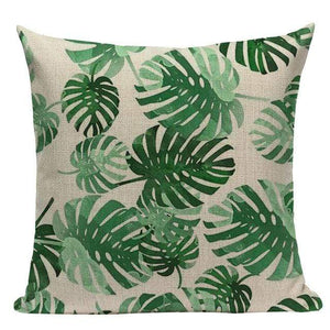 Her Shop pillow case L87 / L87-7 High Quality  Rain forest Style Cushion Covers