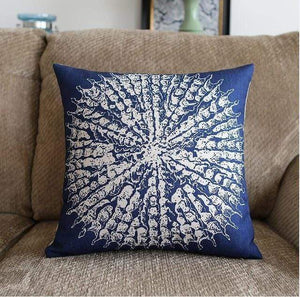 Her Shop pillow case 45X45 and 30X50 / a9 Sea style Coral Starfish Printed Cushion Cover