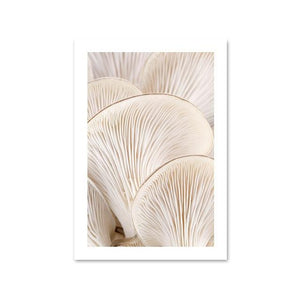 Her Shop poster 60x80cm No Frame / Picture 6 Abstract Nordic Matisse Art Reeds Mushroom Canvas Poster