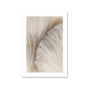 Her Shop poster 60x80cm No Frame / Picture 2 Abstract Nordic Matisse Art Reeds Mushroom Canvas Poster