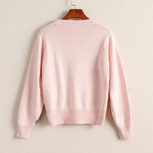 Her Shop sweater Winter Women Luxury Brand Runway Sweater
