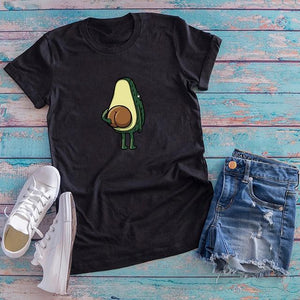Her Shop T-shirts Funny Banana Print and more Casual Cotton T-Shirts