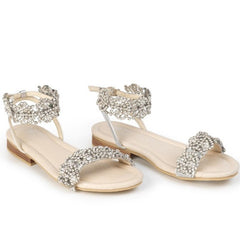 Candace Clear - Sandals  Wedges  Espadrilles