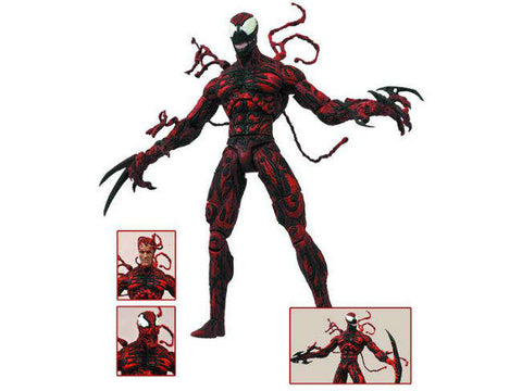 Image of Carnage Marvel Select Action Figure