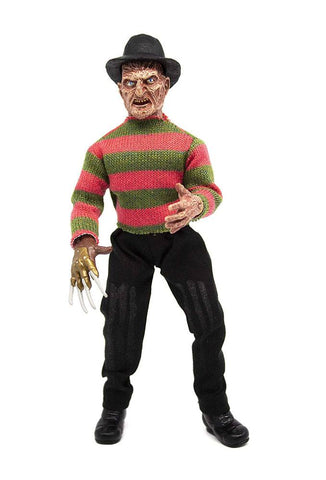 Image of Freddy Krueger Action figure Mego Toys