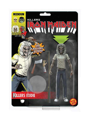 Iron Maiden Eddie Killers Action Figure Fig Biz
