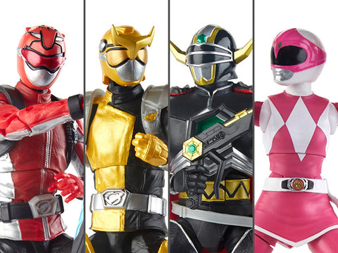 Image of Power Rangers Lightning Collection Wave 2