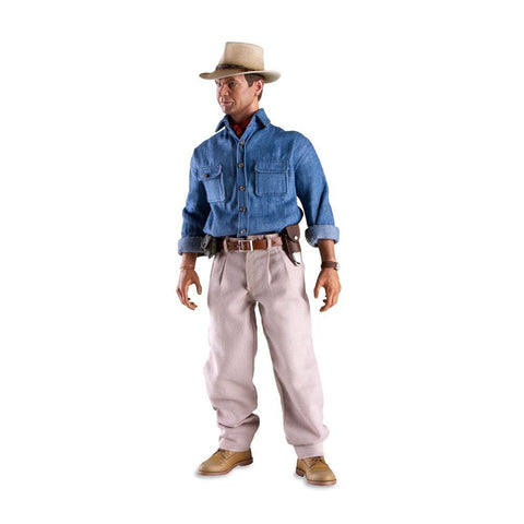 Image of Dr. Alan Grant Jurassic Park Action Figure Chronicle collectibles