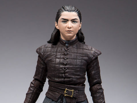 Image of Arya Stark Action Figure Mc Farlane Toys Game of Thrones