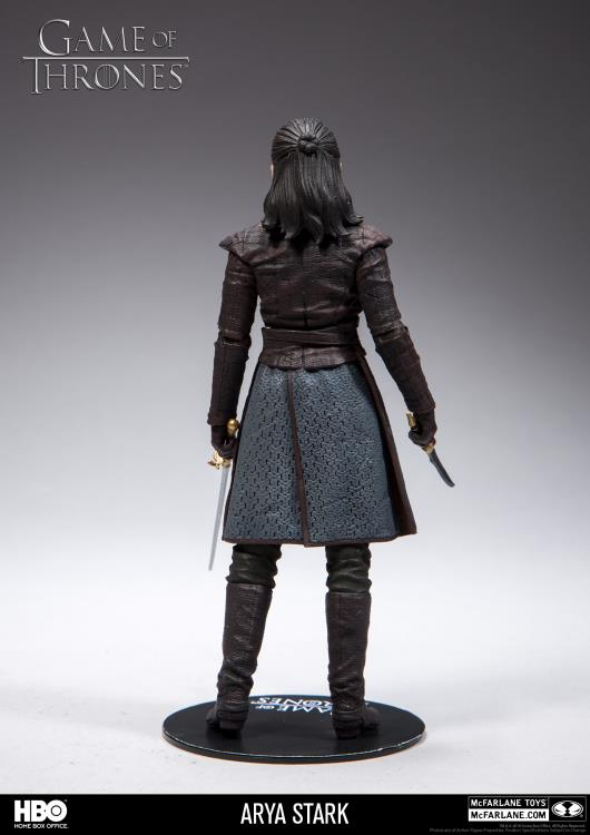 Arya Stark Action Figure Mc Farlane Toys Game of Thrones