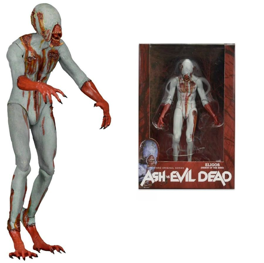 Ash vs Evil Dead Eligos Action Figure Neca 18 cm