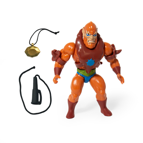 Beast Man Masters of the Universe Vintage Wave 2