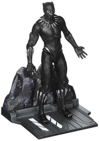 Black Panther Marvel Select Action Figure 18 cm