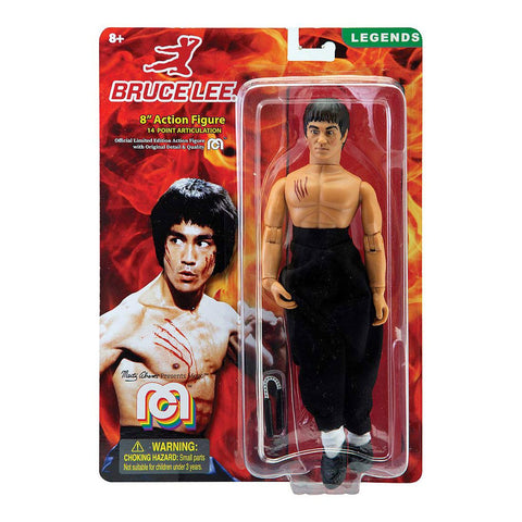 Image of Bruce Lee Action figure Mego toys