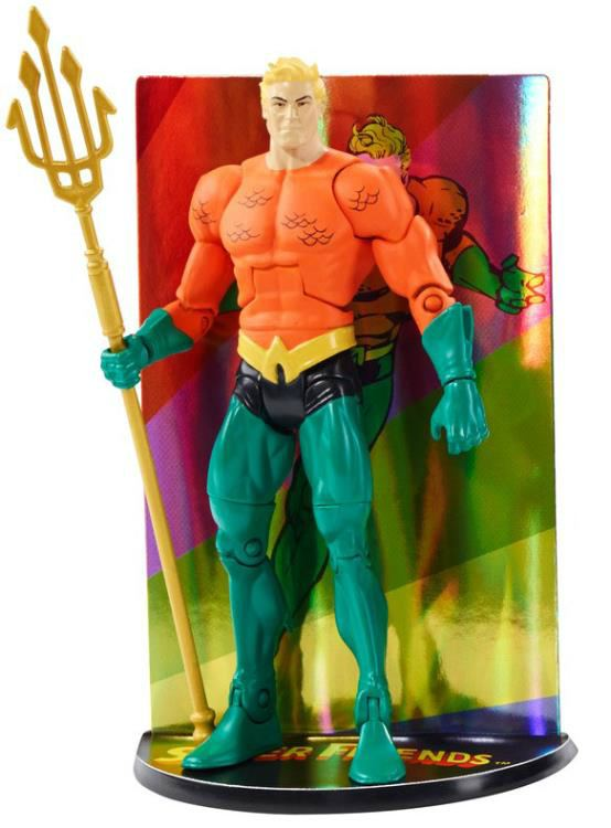 Dc Comics Multiverse Mattel Action Figure Wave 7 Supereroi