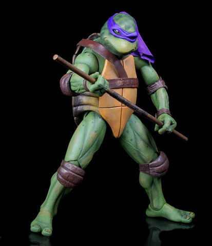 Image of Donatello Tmnt Neca Tartarughe ninja turtles action figure