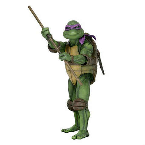 Donatello Tmnt Neca Tartarughe ninja turtles action figure