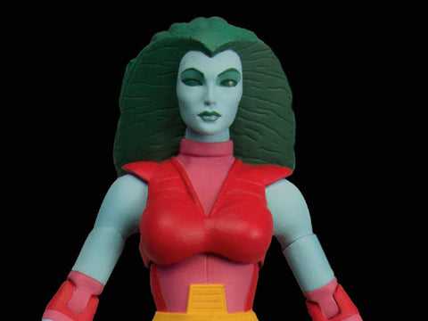 Masters of the Universe Classic Wave 2 Granita Super 7 - 18 cm