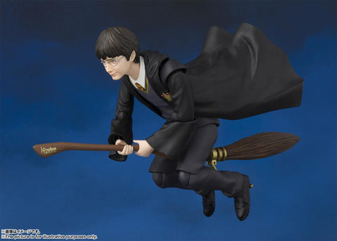 Image of Harry Potter SH Figuarts Bandai 13 cm Action Figure