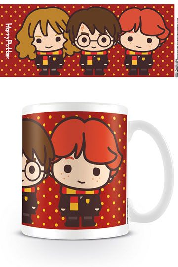 Harry Potter Mug Tazza Personaggi Hogwarts Kawaii