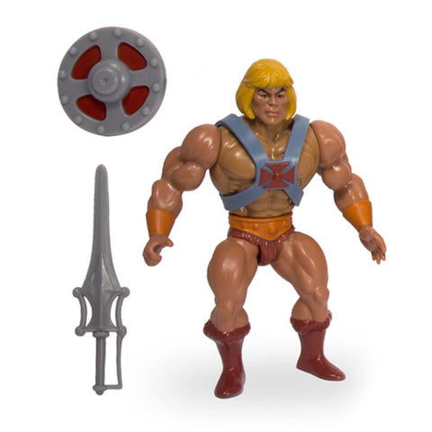 He-Man Masters of the Universe Vintage Versione Japanese Box