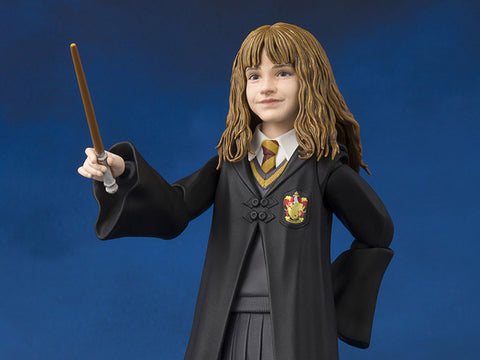Image of Hermione Granger SH Figuarts Bandai Harry Potter Action Figure