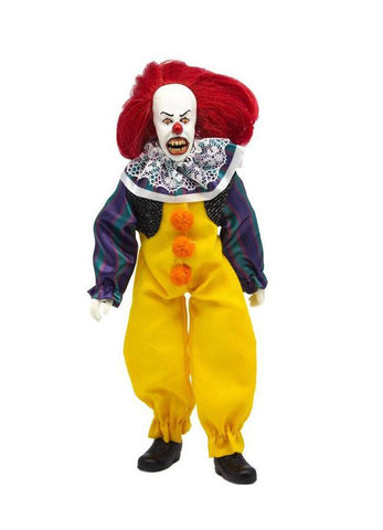 Image of Pennywise 1990 Action figure Mego Toys Retro